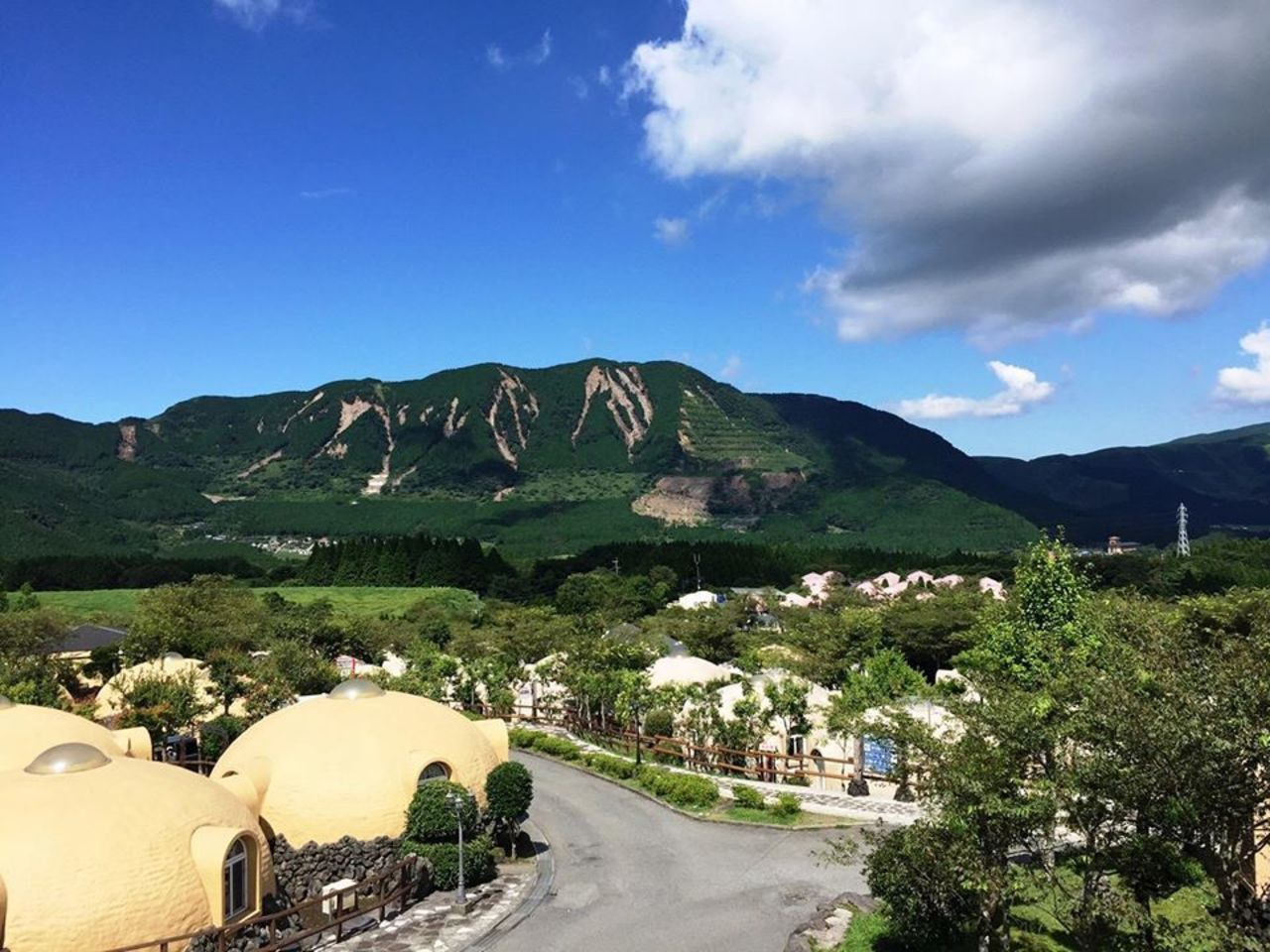 大自然健康テーマパーク...熊本県阿蘇郡南阿蘇村の「阿蘇ファームランド」