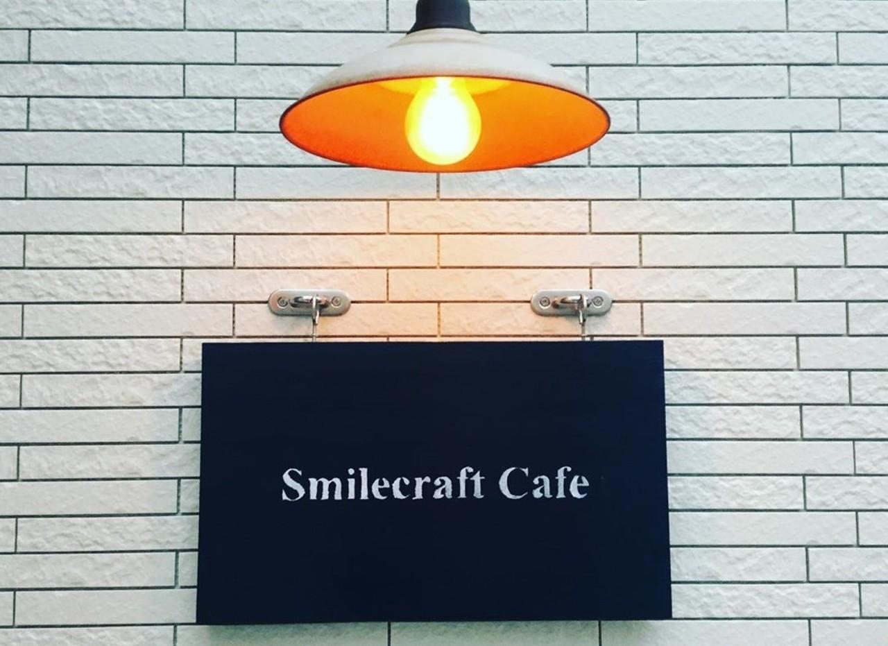 雑貨カフェ。。大阪府高槻市寿町に『スマイルクラフトカフェ』オープン