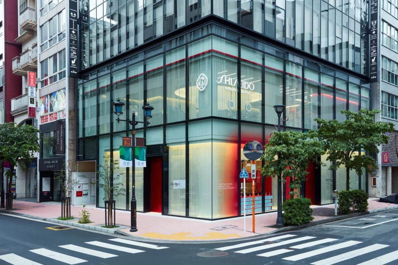 東京都中央区銀座3丁目に「資生堂グローバルフラッグシップストア」7月31日オープン!
