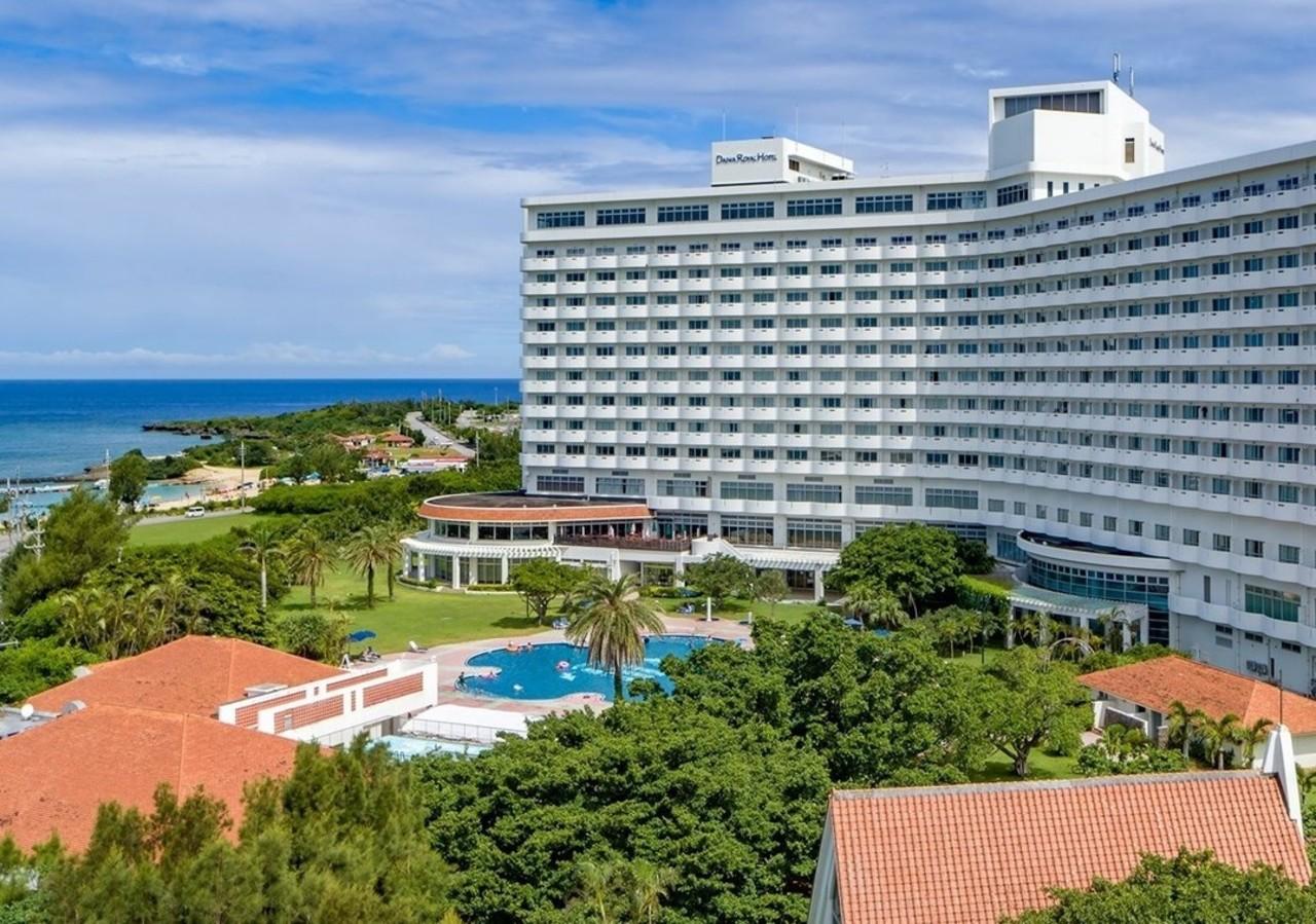 沖縄県中頭郡のリゾートホテル『ロイヤルホテル沖縄残波岬』