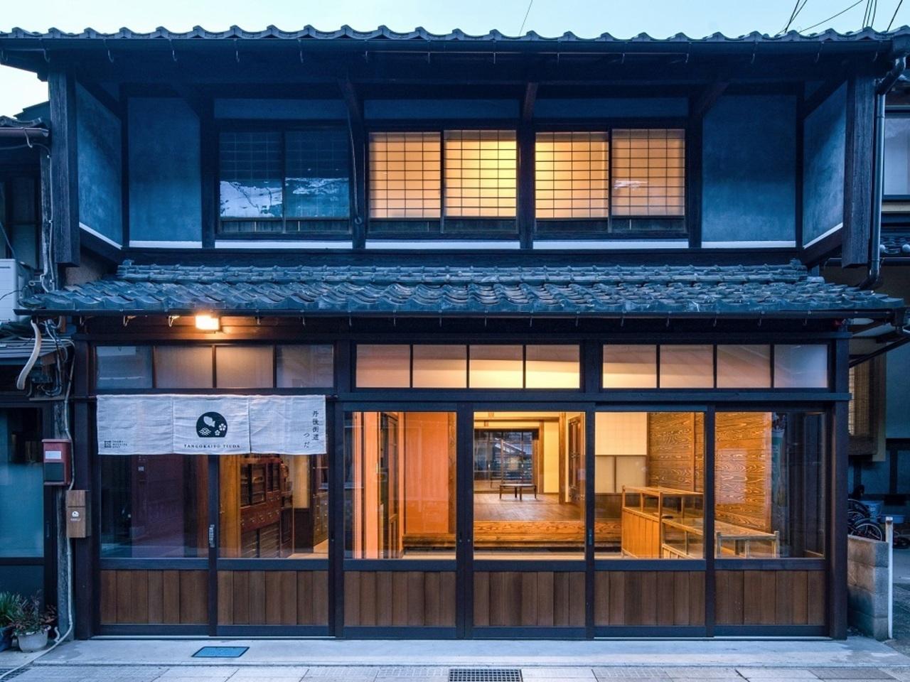 福井県小浜市の一棟貸しの分散型古民家ホテル『小浜町家ステイ 丹後街道つだ蔵』3月open