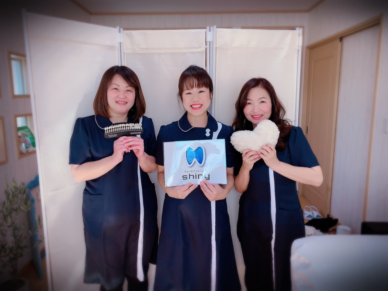 22213歯のセルフホワイトニング shiny掛川店