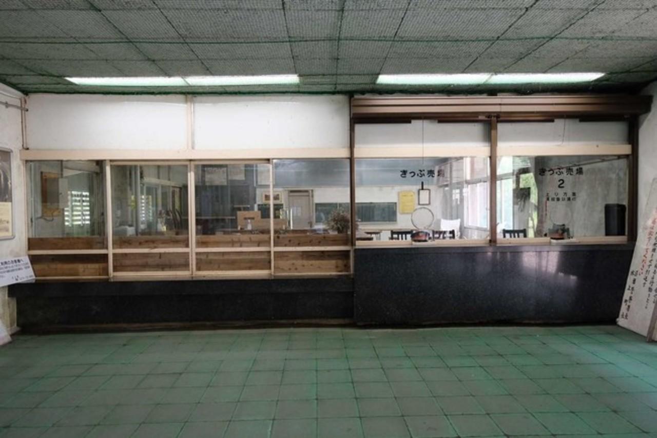 群馬県利根郡みなかみ町の上越線土合駅に駅舎内喫茶「モグラ」8月8日オープン!
