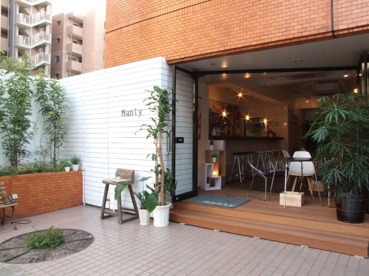 オーストラリアカフェ&バー。。福岡県福岡市中央区今泉1丁目の『マンリー福岡店』