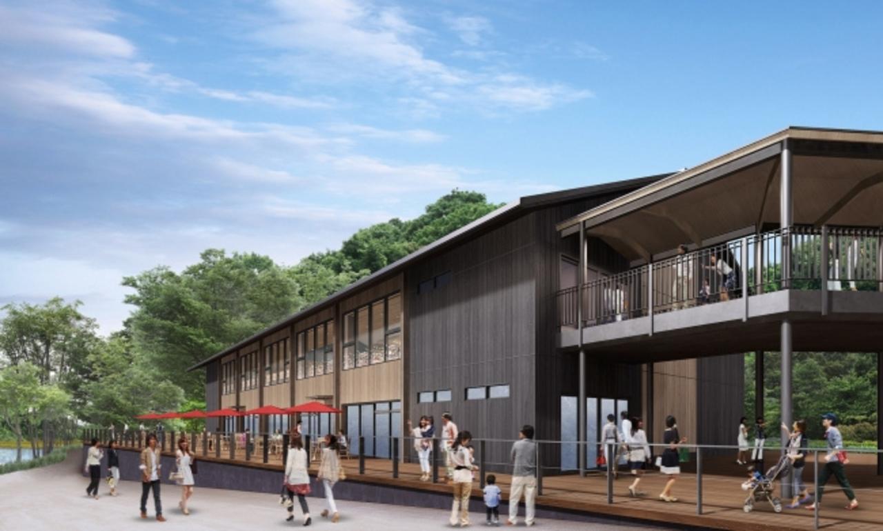 飯能市に湖畔の森で体験する北欧のライフスタイル「メッツァビレッジ」11月9日オープン!