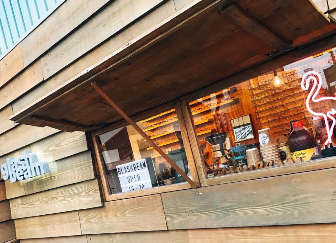 岸和田駅前グラッシュビームに「g coffee bubu stand」が昨日オープンされたようです。