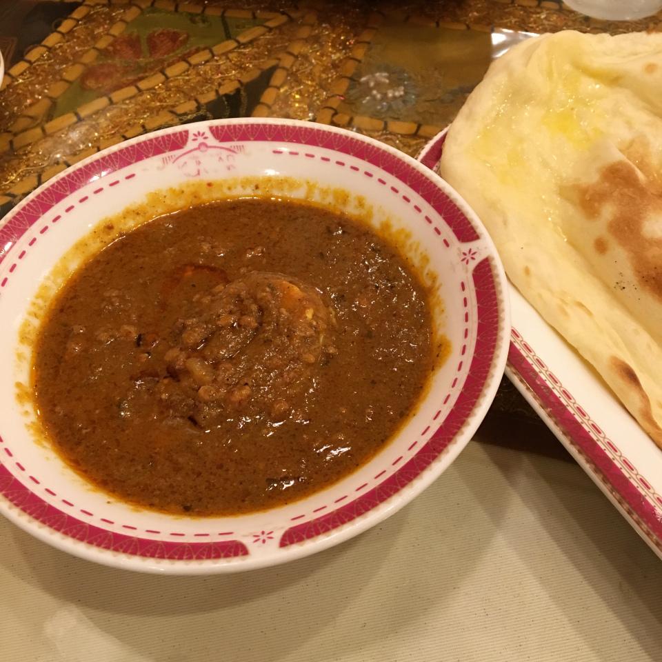 [浜松駅]インド料理クマール