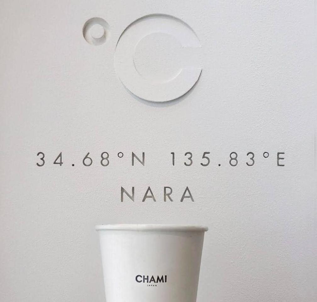 奈良市角振新屋町にコーヒー&ジャム「チャミ」が10/31~テストオープンをされているようです。