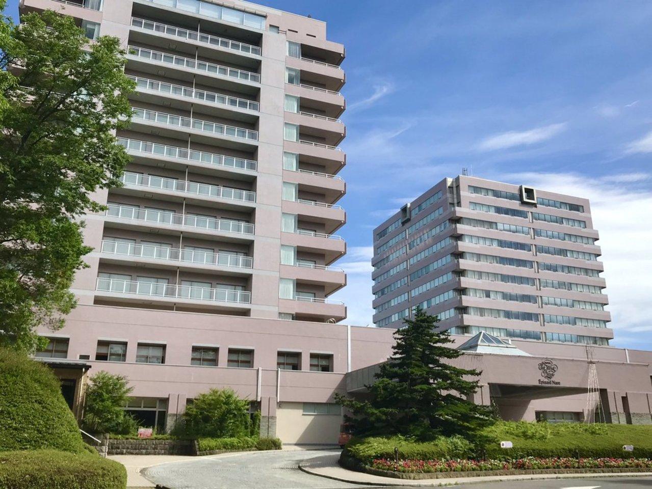 栃木県那須郡の『ホテルエピナール那須』