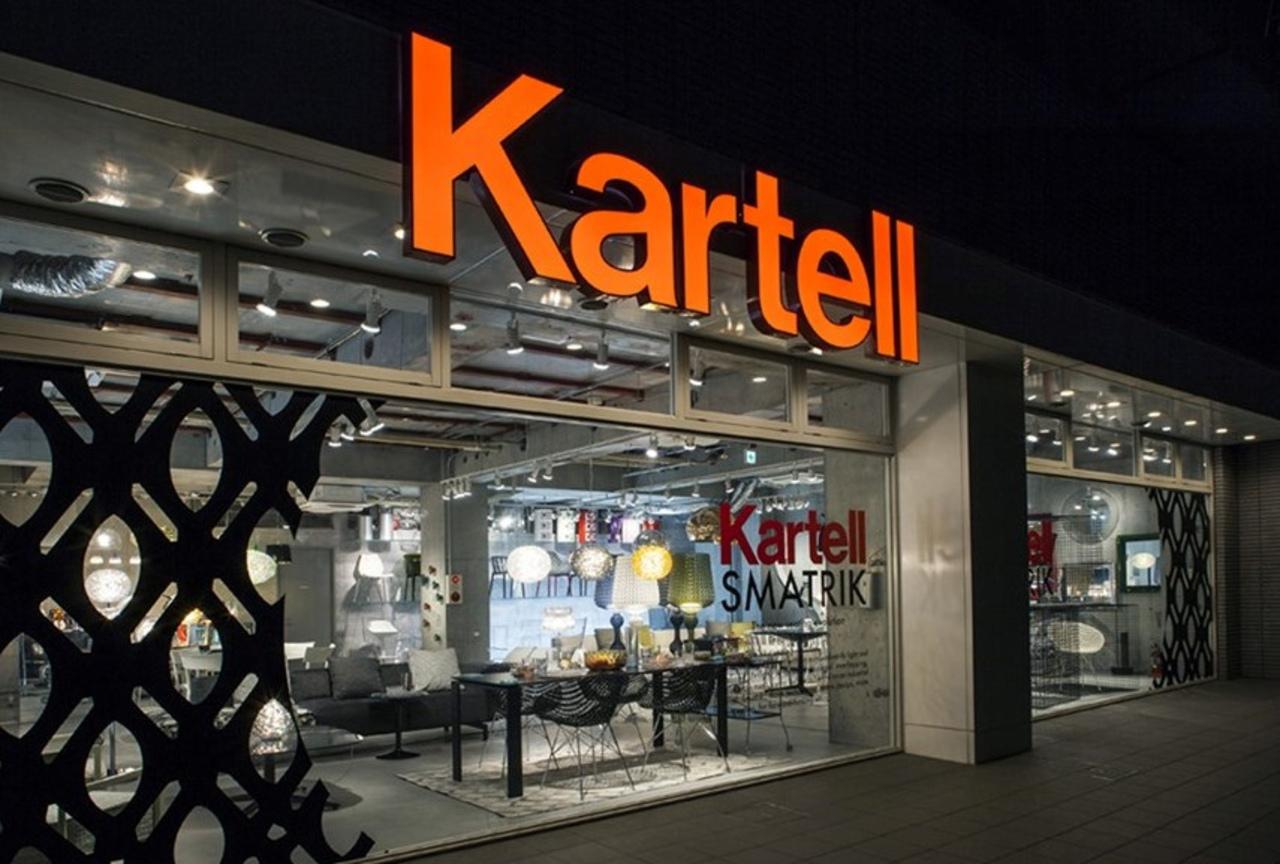 【 kartell tokyo 】イタリア製 家具/インテリア/照明(東京都港区)6/27オープン