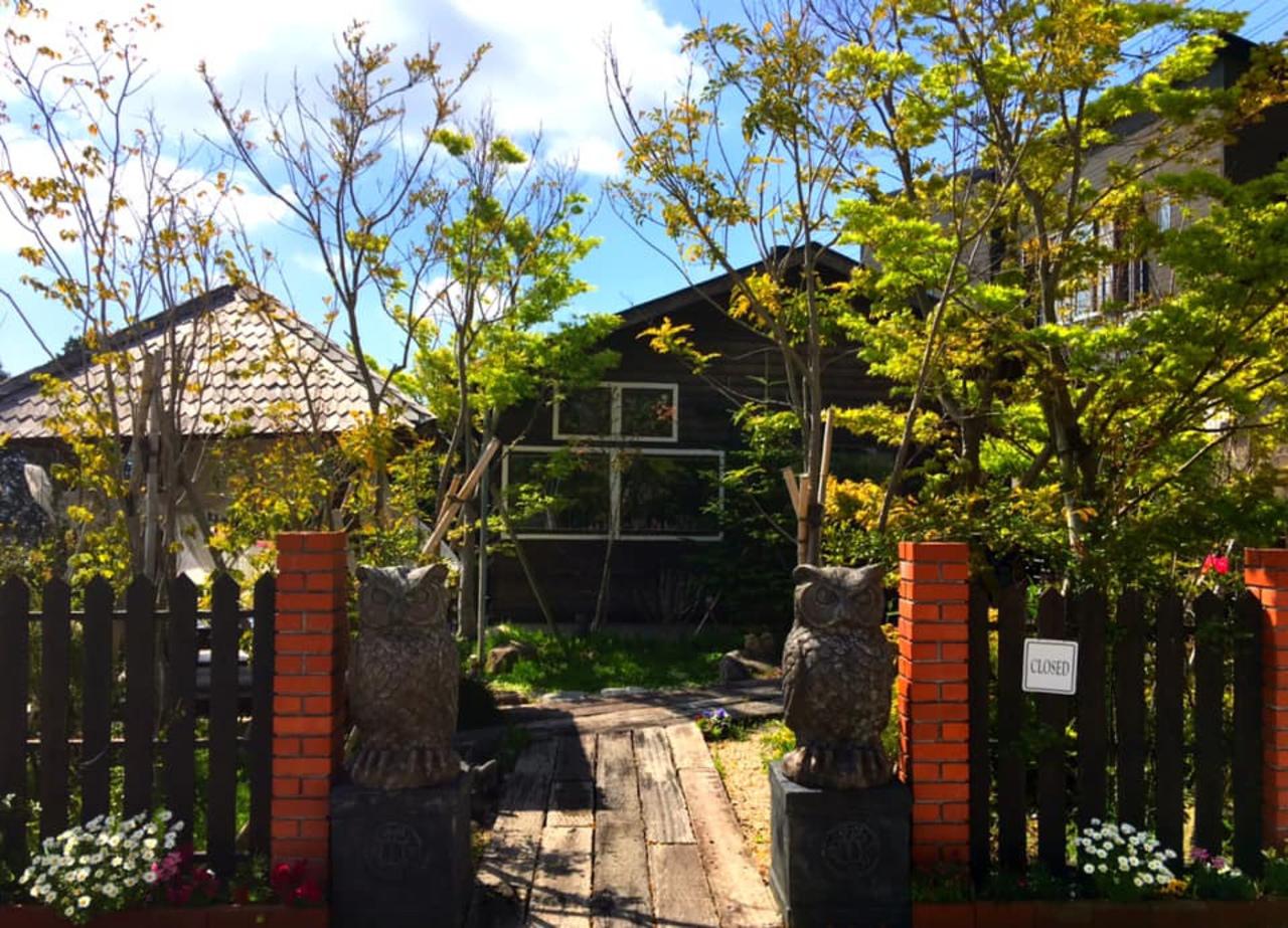絶景と癒しの隠れ家...長崎県長崎市西海町の「森の魔女カフェ」