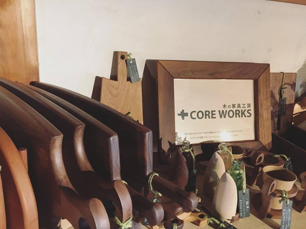 CORE-WORKS様常設販売に、素敵なうつわも届きました。