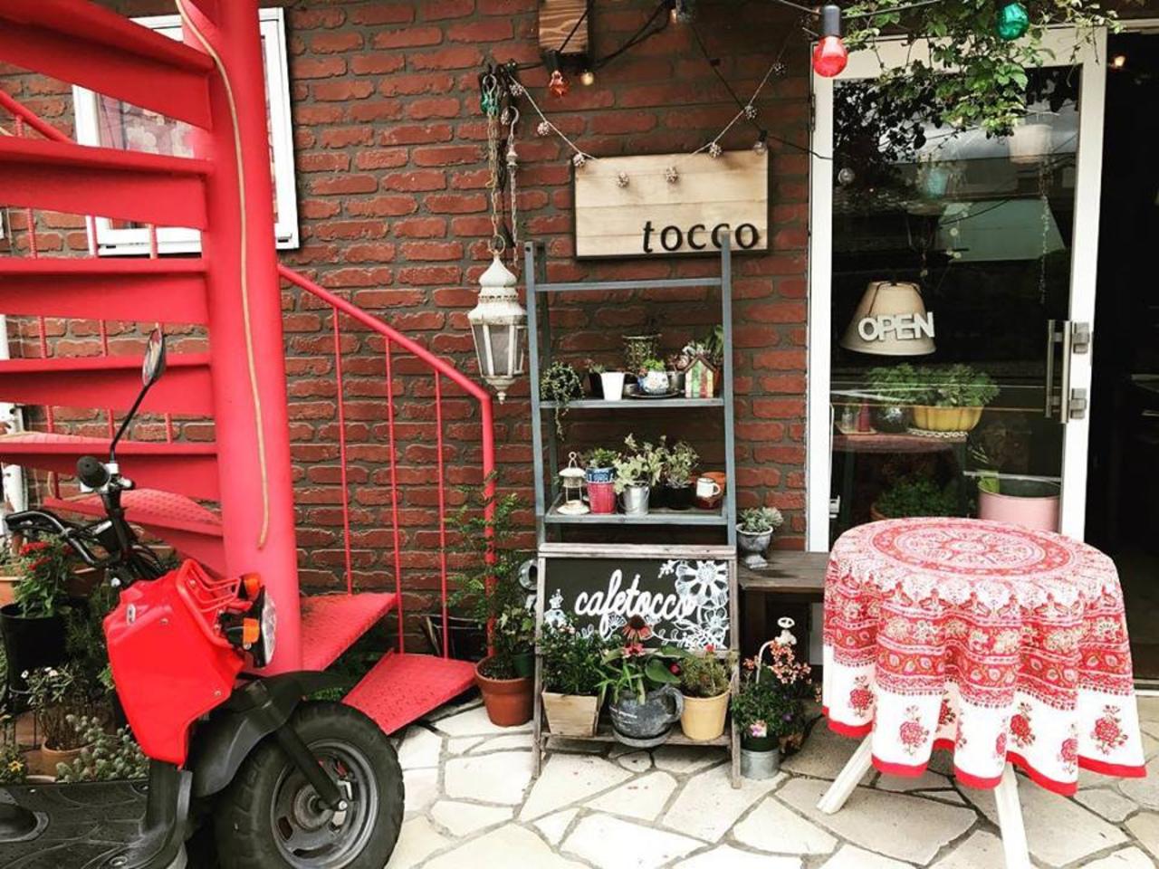 フォトジェニックなカフェ...静岡県沼津市大岡の『トッコ』