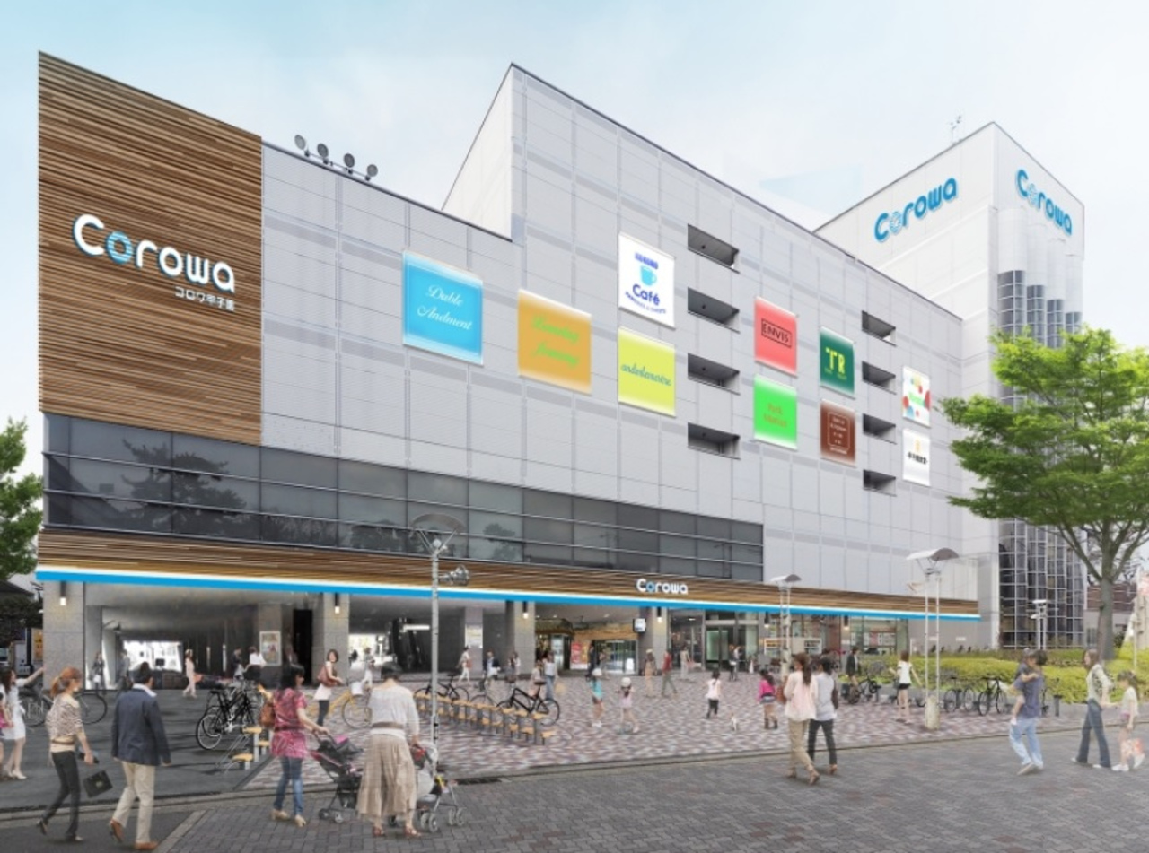 旧イオン甲子園店リニューアル「Corowa甲子園」4月26日 GRAND OPEN!