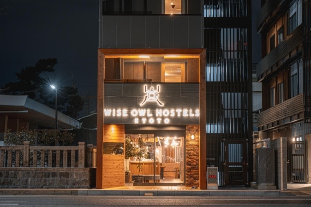 京都市南区のホステル『WISE OWL HOSTELS KYOTO』3/1open