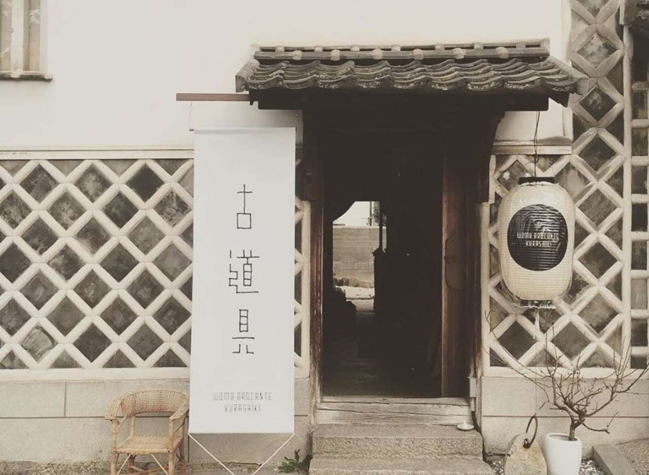 【 ウームブロカント倉敷美観地区店 】古道具(岡山県倉敷市)