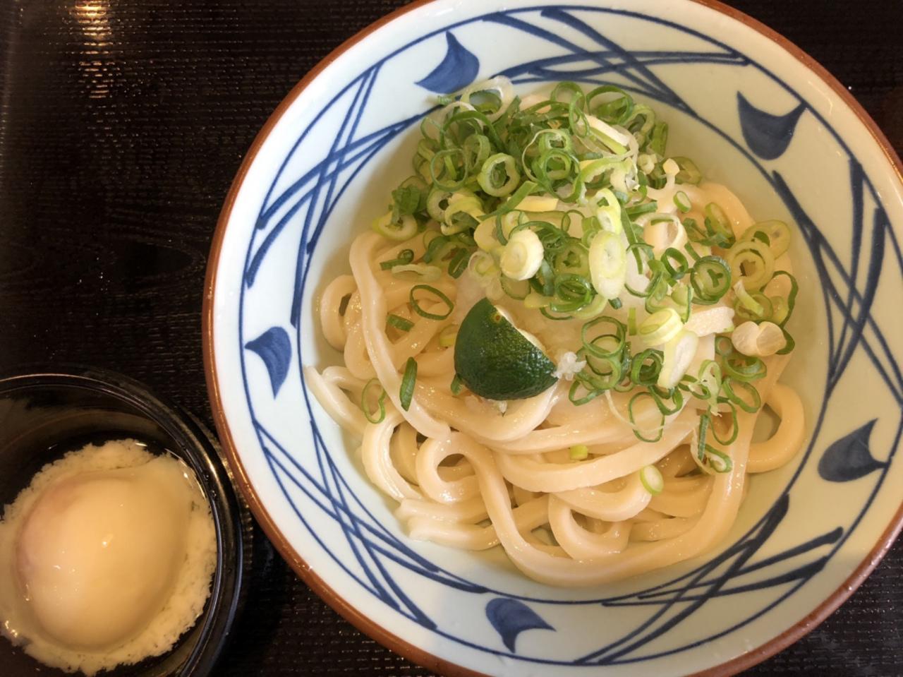 今日は丸亀製麺です(^^)