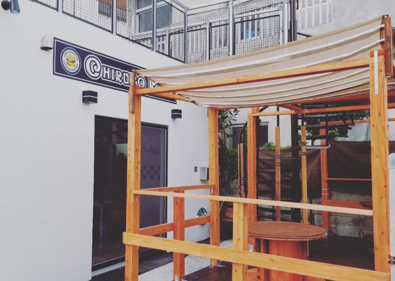 那覇市西3丁目にハンバーガー専門店「チルコリーノ那覇西町店」が6/1.2ソフトオープンのようです。