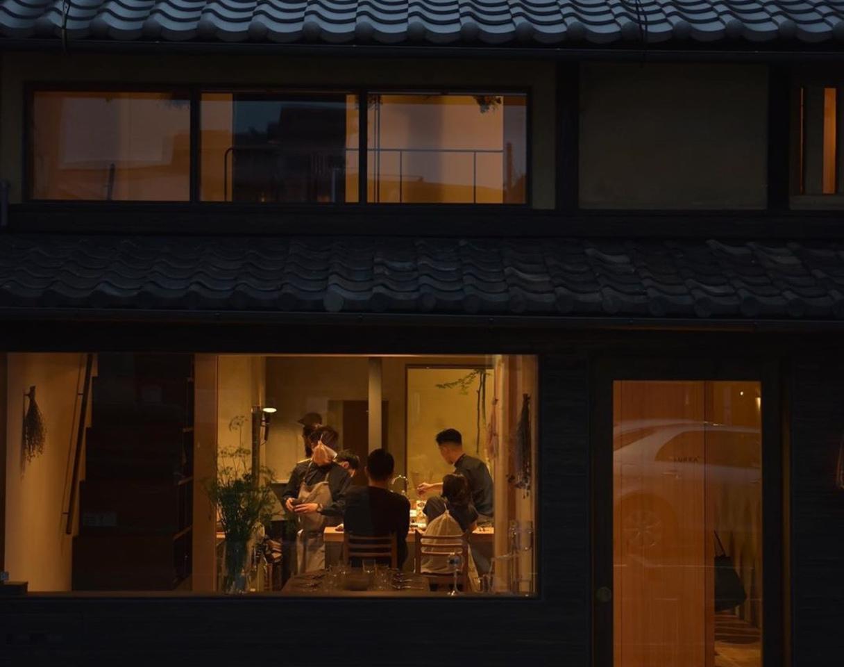 120年以上前の京都の町屋を改装...京都市東山区石泉院町の『LURRA°(ルーラ)』