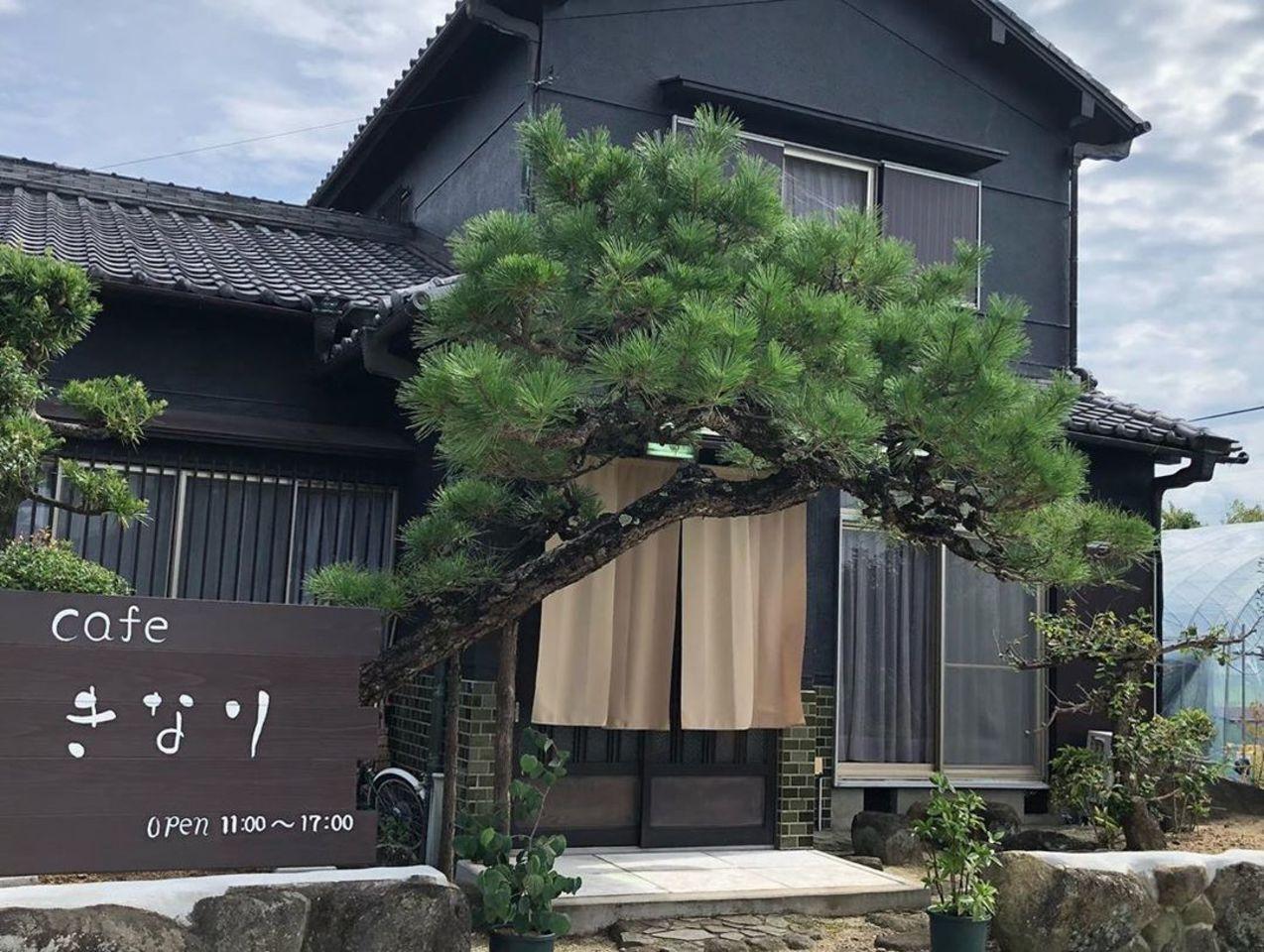 祝!8/2open『カフェきなり』古民家カフェ(奈良県橿原市)
