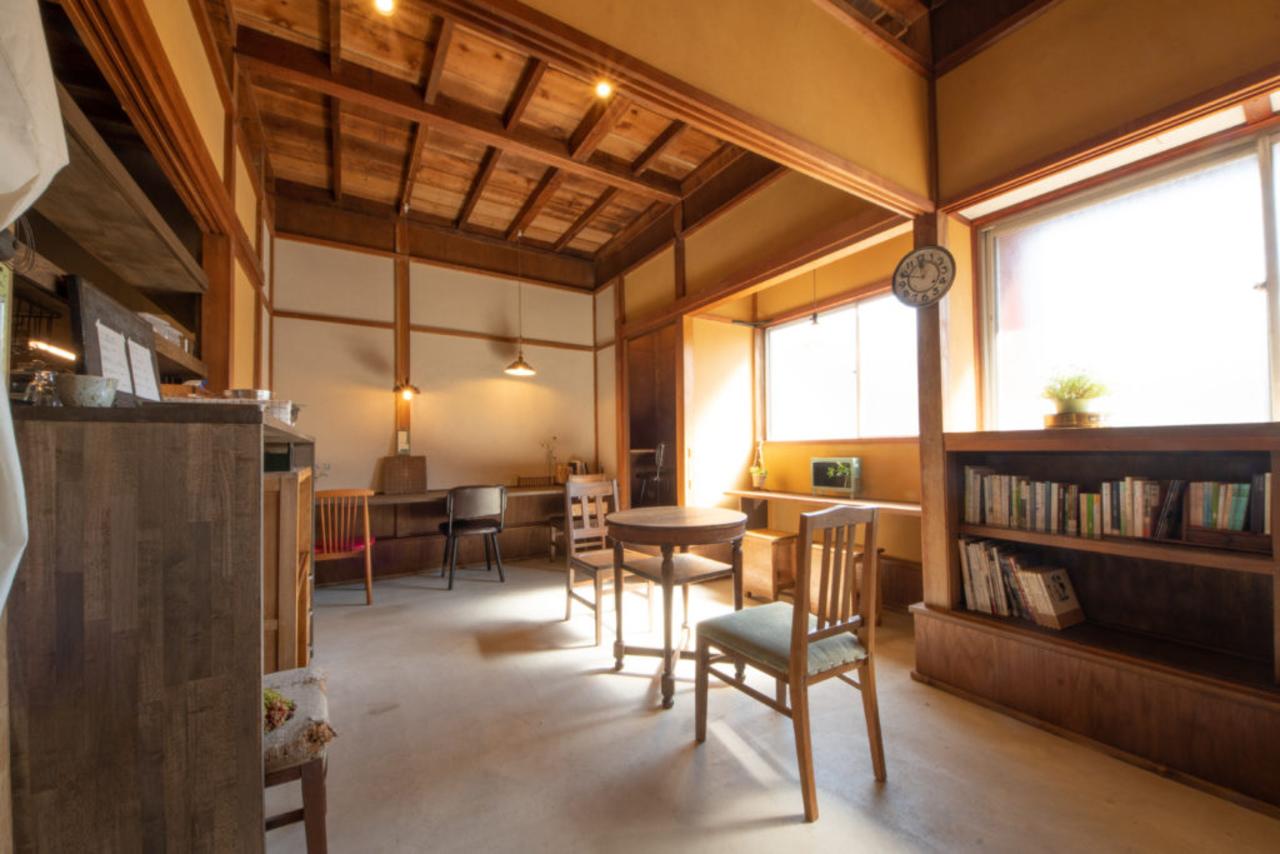 こつこつおやつ...石川県金沢市大野町7丁目に小さな1軒家の喫茶室『凪(なぎ)』オープン。