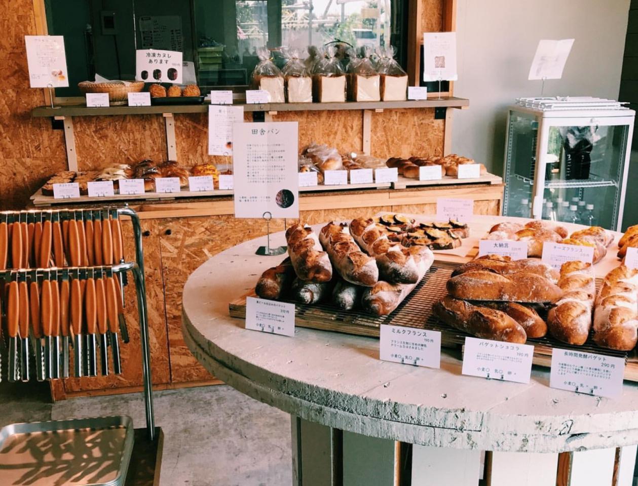 パン、焼き菓子、喫茶のお店...岐阜県本巣市下福島に『オガワベイク』オープン