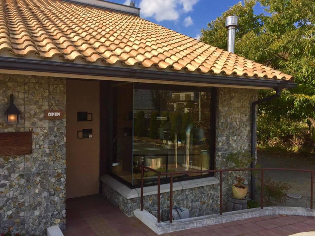 大きな栗の木のある自家焙煎珈琲専門店。。兵庫県相生市那波東本町の『珈琲屋くりの木』
