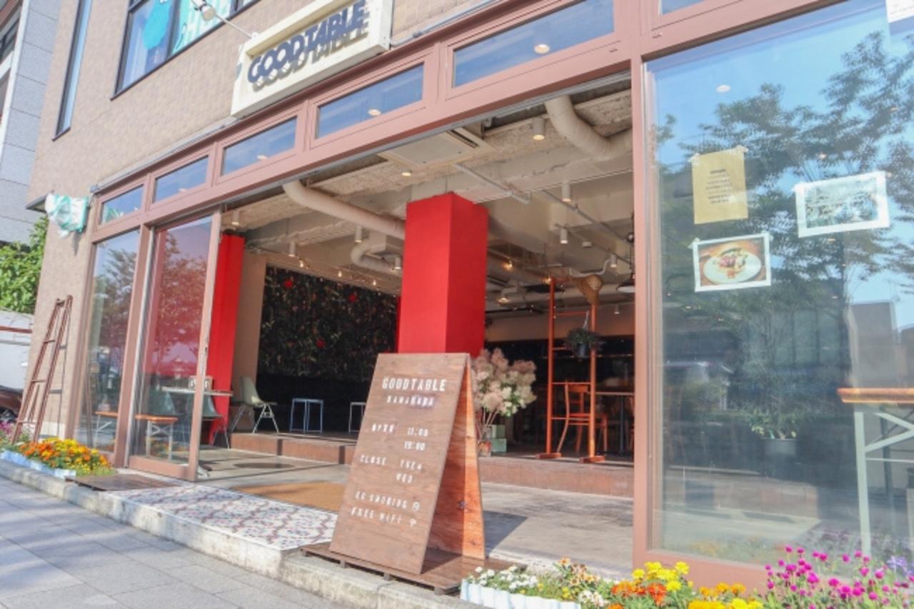 神奈川県鎌倉市小町2丁目にカフェ&ダイナー「グッドテーブル鎌倉」7月7日オープン!