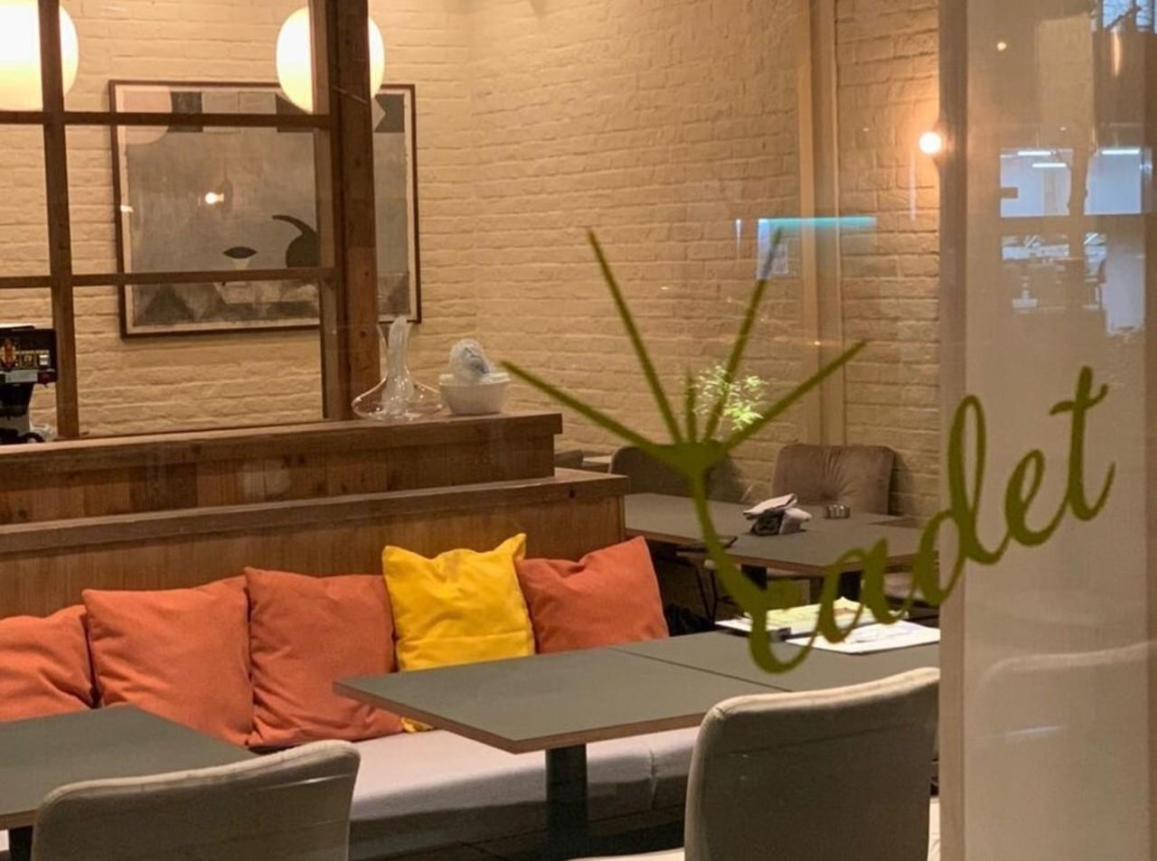 素材にこだわるフレンチレストラン...東京都千代田区神田錦町に「カデット」2/1グランドオープン