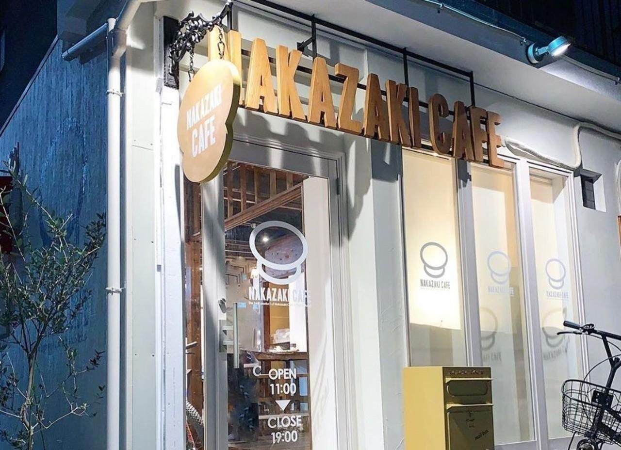 フレンチトーストメインのカフェ。。大阪市北区中崎西1丁目に『ナカザキカフェ』R2.1/1プレオープン