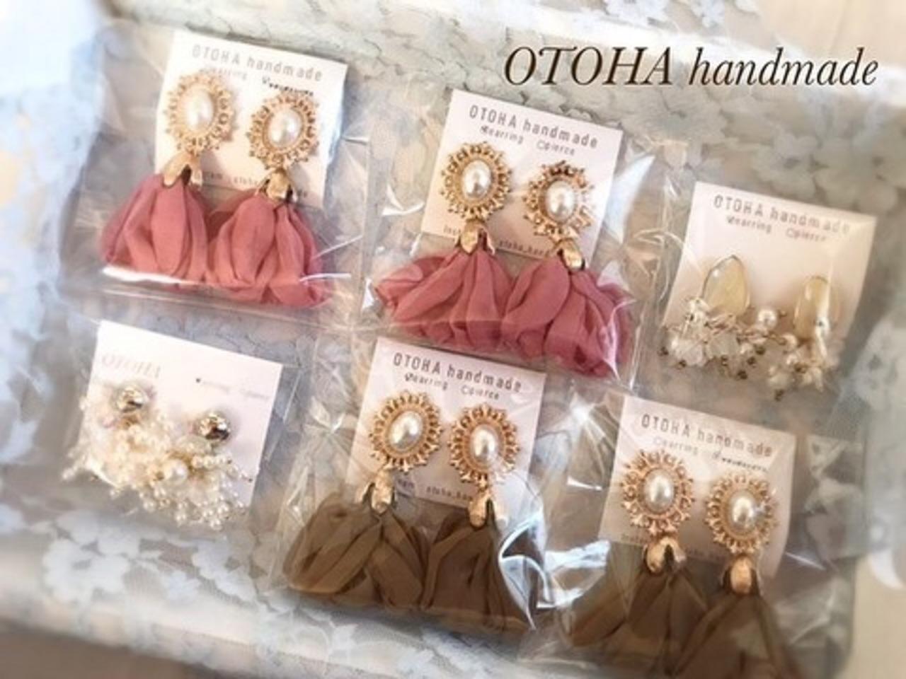 作家『OTOHA handmade』様をご紹介します♪ -cocochi zakka-