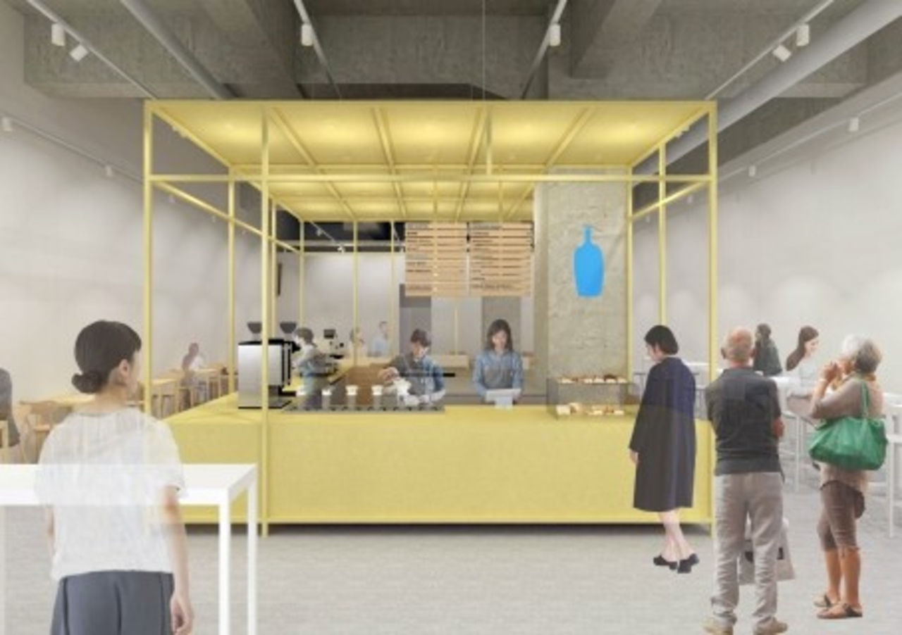 神戸・旧居留地に「ブルーボトルコーヒー神戸カフェ」7月20日オープン!
