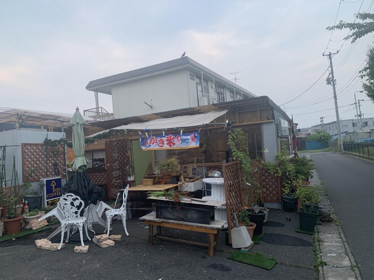 かき氷は100円から味わえる?! 八戸市白銀町「With K」