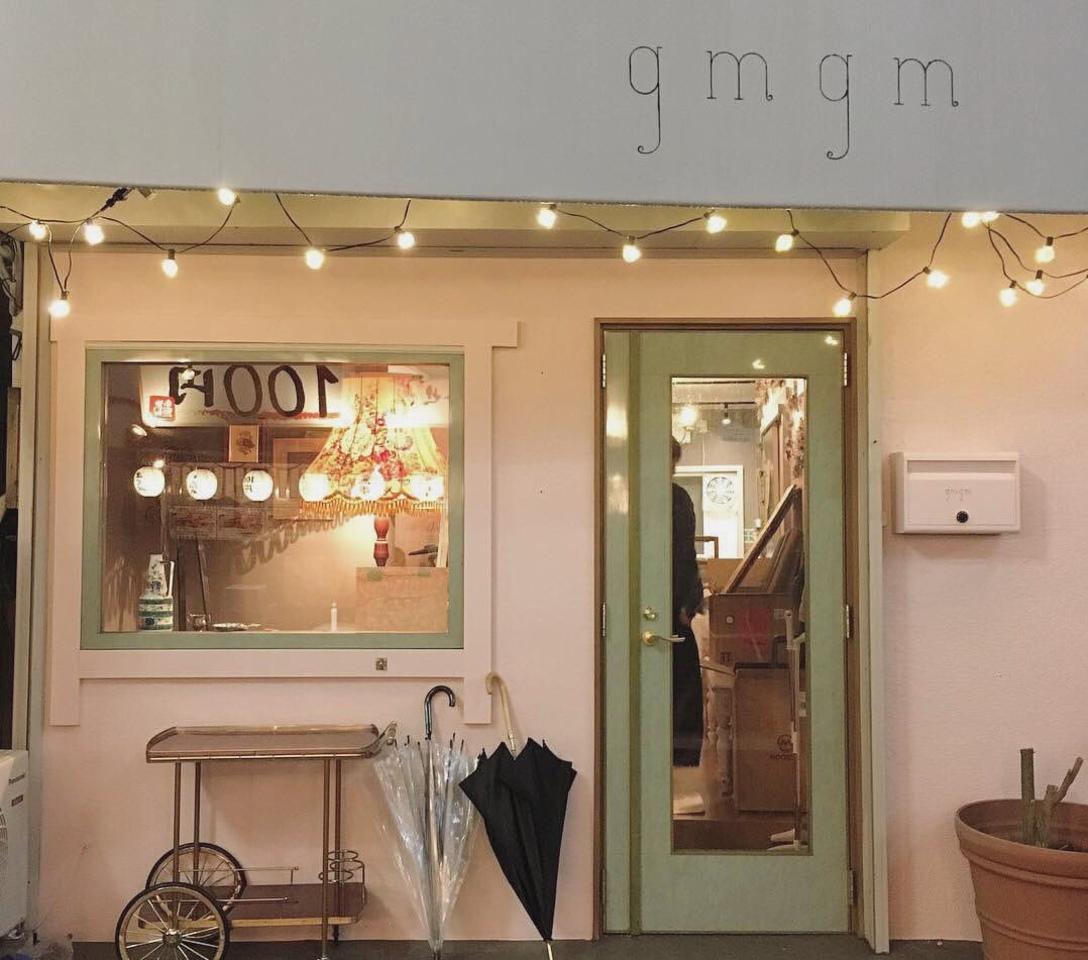 花×食×空間...杉並区高円寺南3丁目に花カフェ「グムグム」プレオープン