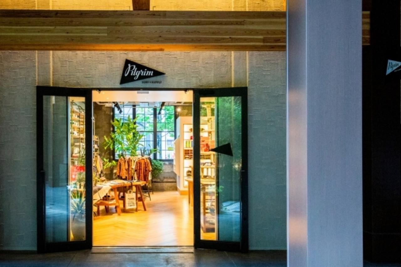 京都市中京区の新風館1Fに「ピルグリム サーフ+サプライ京都」6月11日オープン!