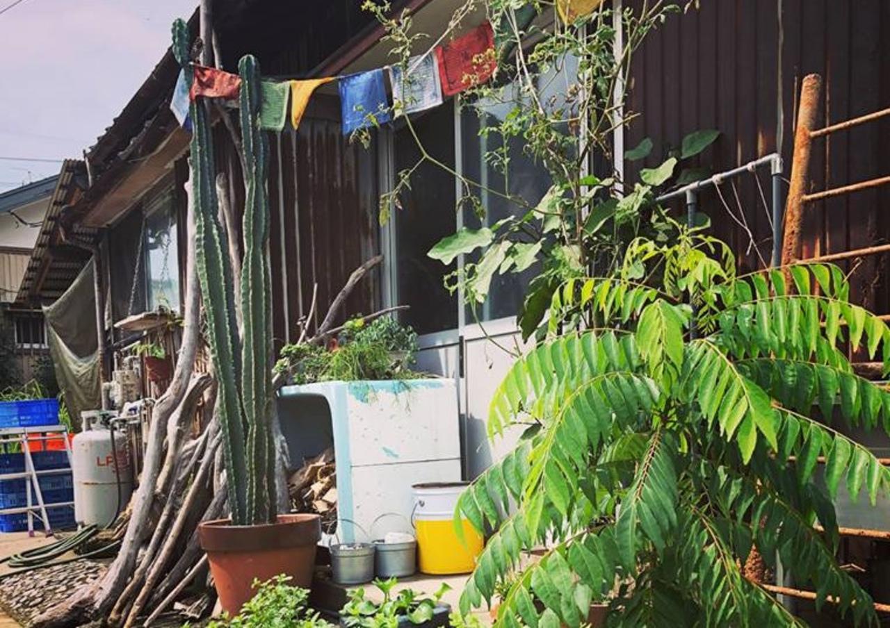 わくわく空間になれたらいーなと...高知県南国市立田の多国籍食堂『錆と煤〜さびとすす〜』
