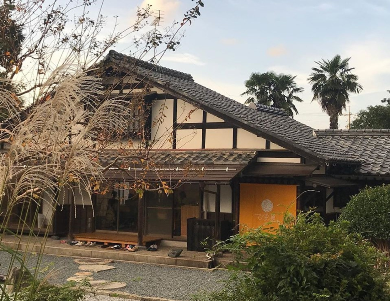 鳥取県西伯郡のカフェとお宿『てま里』