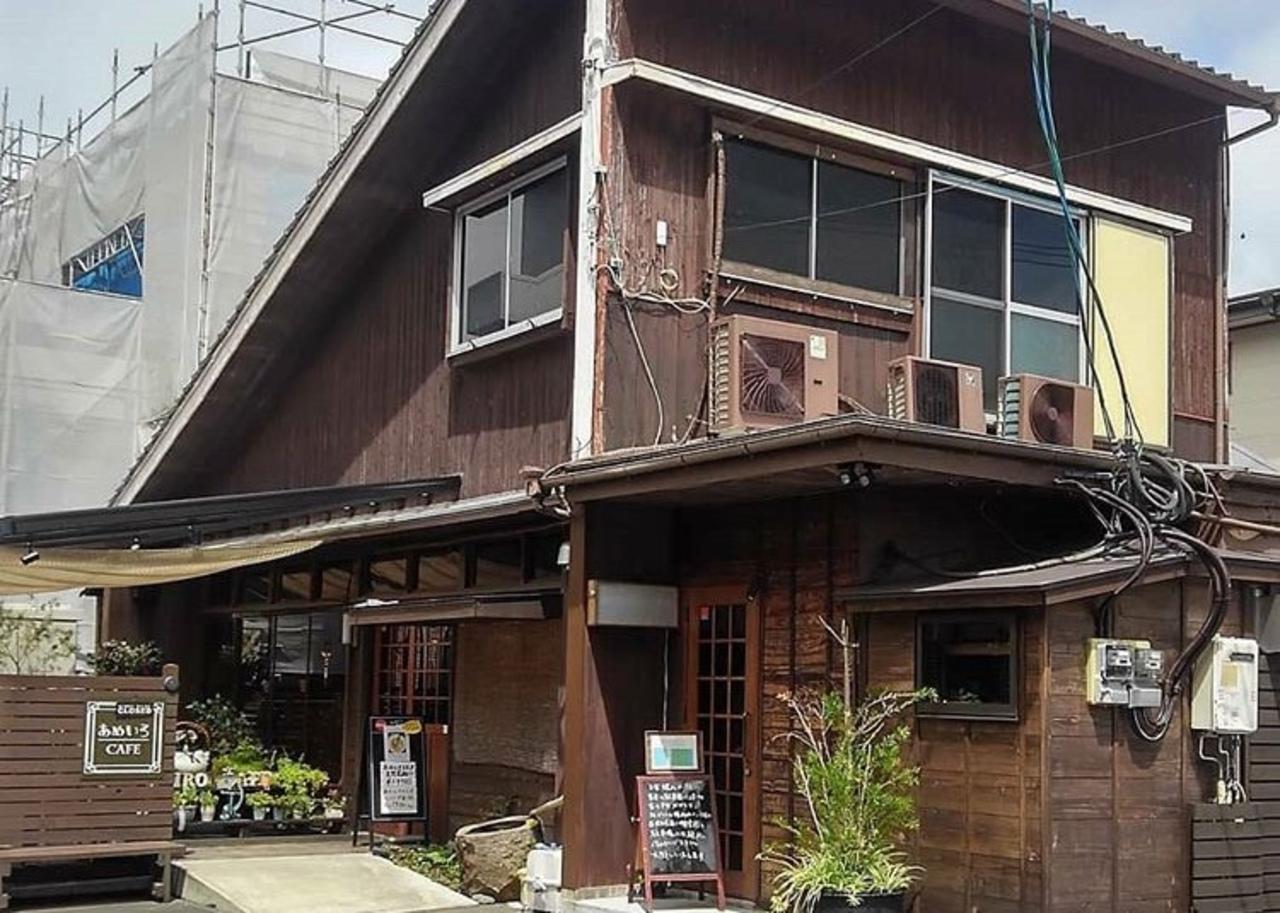 古民家を改装したレトロ感あふれるカフェ...宮崎県宮崎市宮田町の『あめいろCAFE』