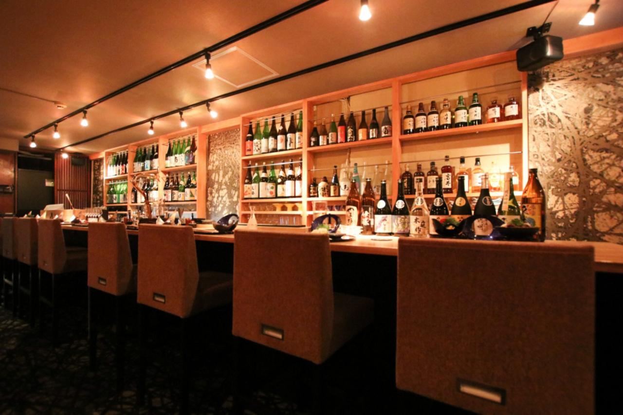 13103日本酒 焼酎 手抜き料理の店 和酒BAR 途なり。