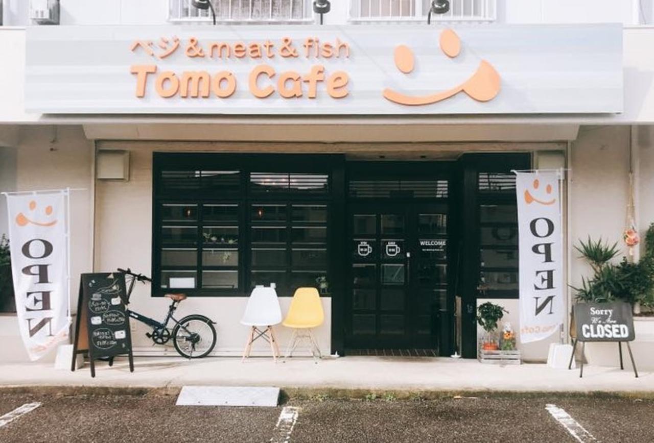 岡崎東大友町の「トモカフェ ベジ&meat&fish」8/31に閉店になるようです。