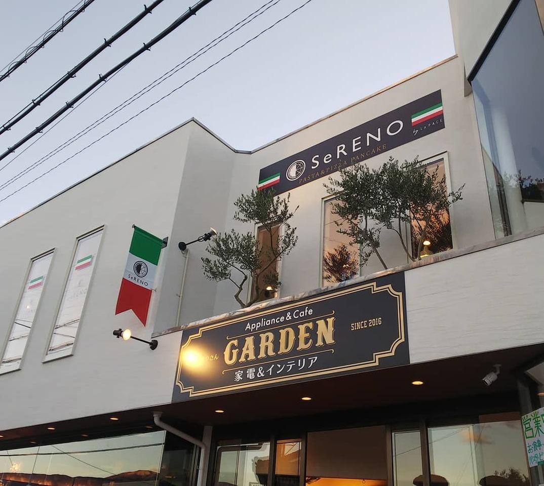 祝!12/15.GrandOpen『PASTA & PIZZA SeRENO』(長野県松本市)