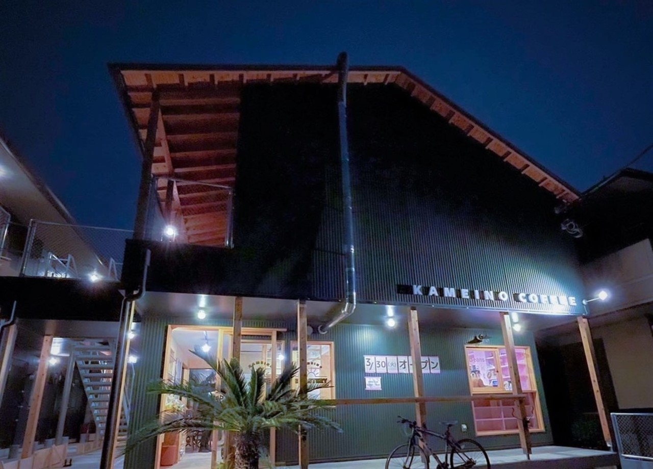 祝!3/30open『カメイノコーヒー』スペシャルティコーヒー専門店(神奈川県藤沢市)