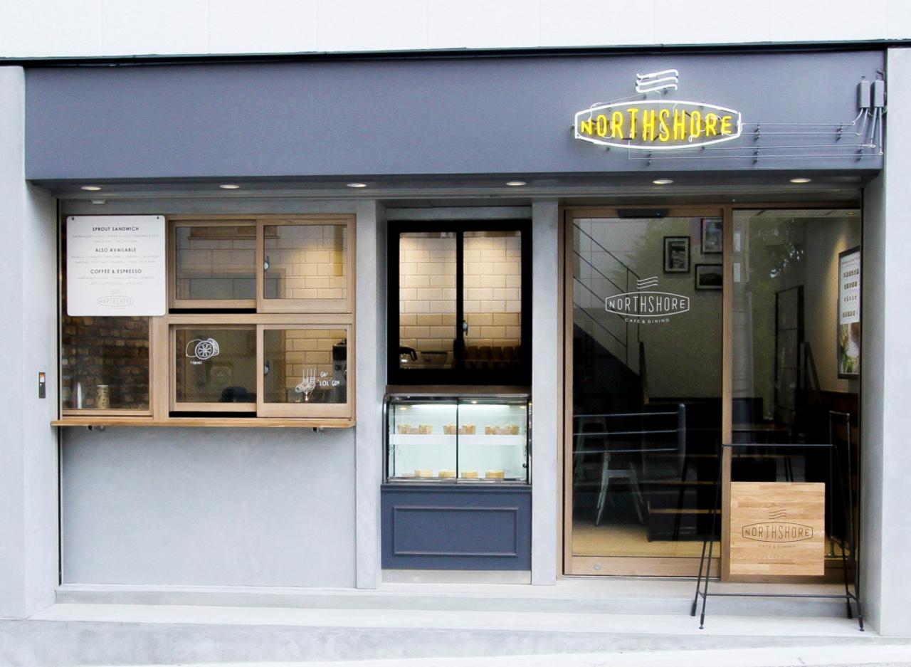 大阪 中之島3丁目にカフェ&ダイニング「ノースショア中之島店」11月15日オープン!