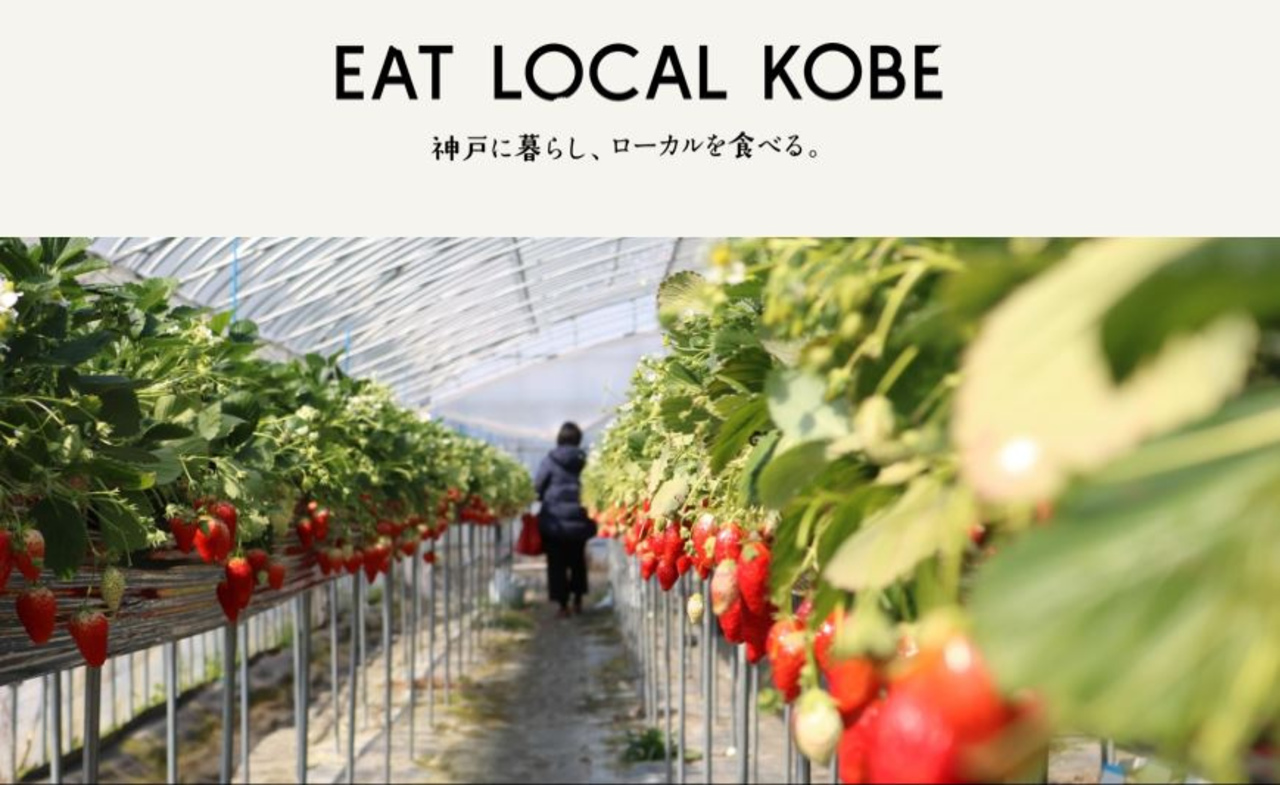 EAT LOCAL KOBE FARMERS MARKET 冬