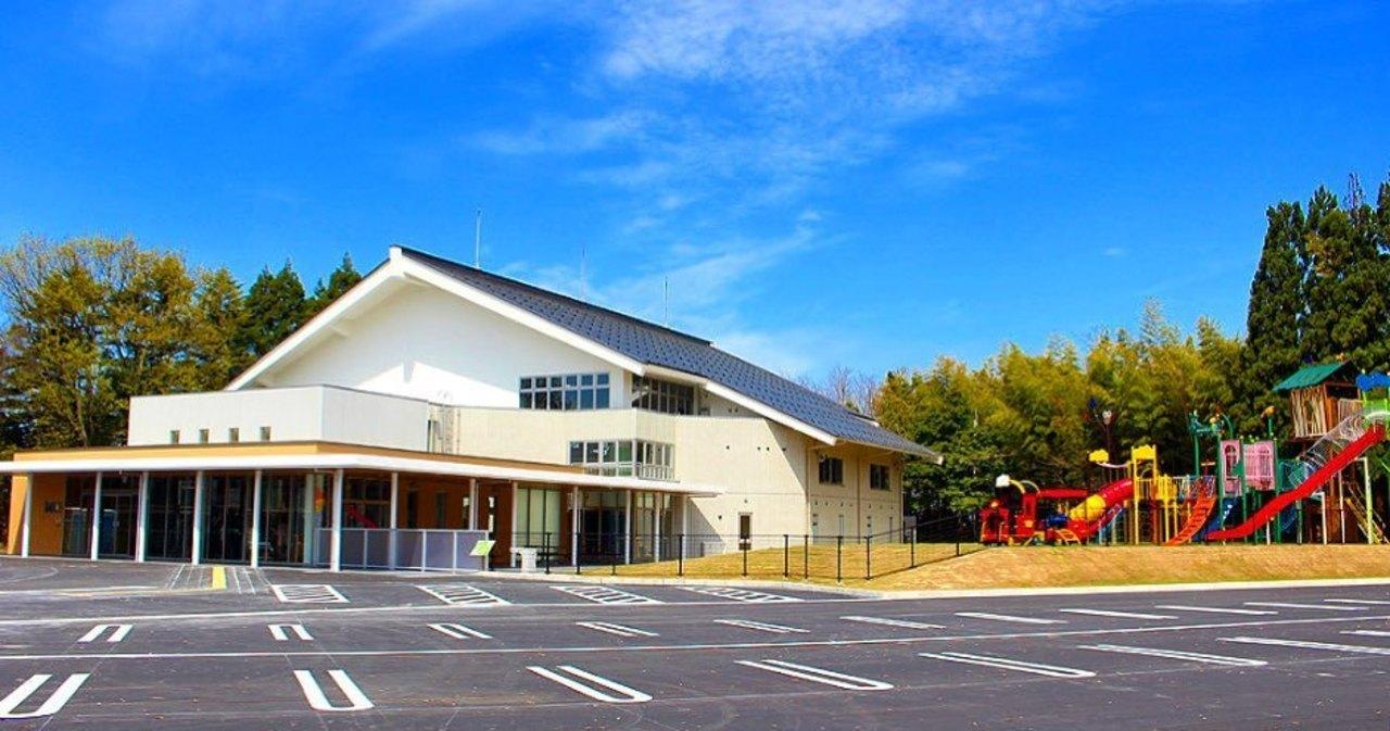 こども屋内運動施設...石川県かほく市谷に「あそびの森 かほっくる」4/29グランドオープン
