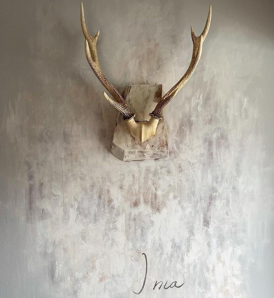 大切な合間の大切な、いま。。。滋賀県米原市長岡にアート+カフェ『I ma』4/3オープン