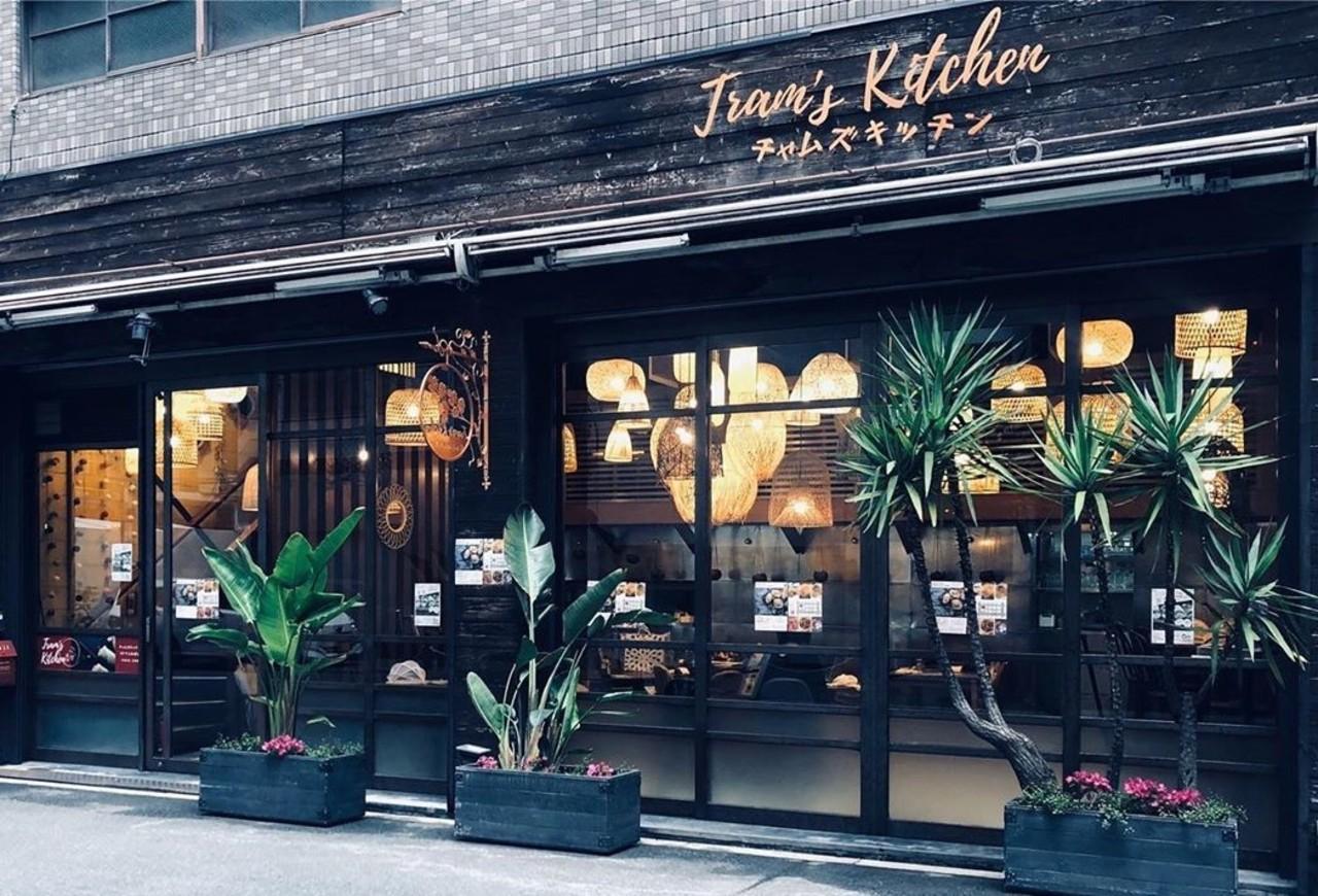 ベトナム料理のお店...大阪市中央区本町4丁目に「チャムズキッチン」本日グランドオープン