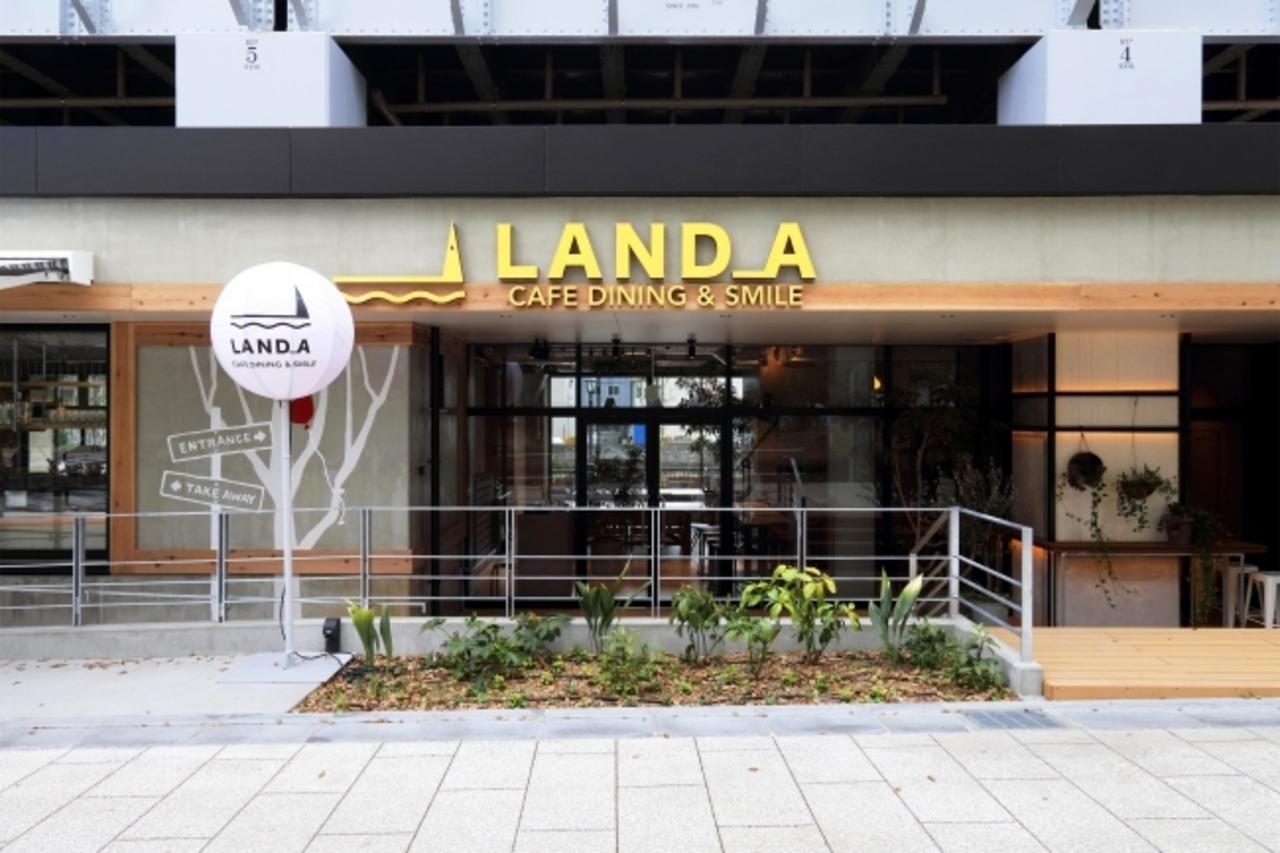 東京都墨田区の東京ミズマチにカフェダイニング「ランド エー」6月18日オープン!