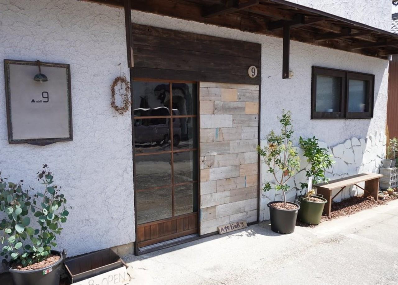 スイーツに特化したカフェ。。。三重県鈴鹿市道伯に『アトリエ9』5/8グランドオープン