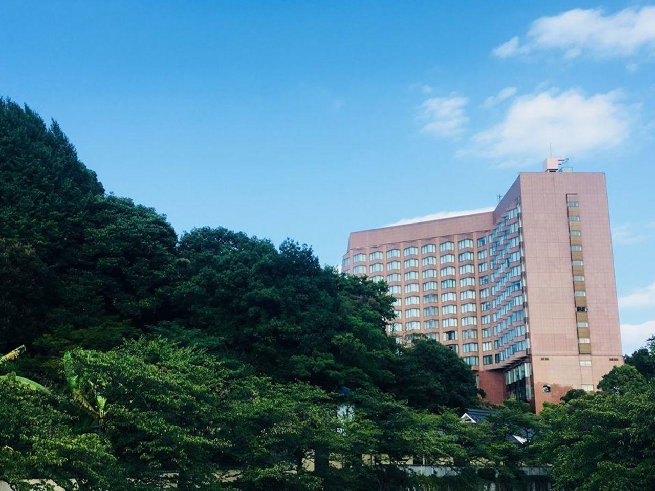 東京都文京区の『ホテル椿山荘東京』